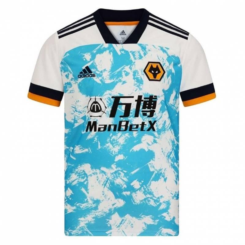 Camiseta Wolverhampton Wanderers exterior 2020/2021