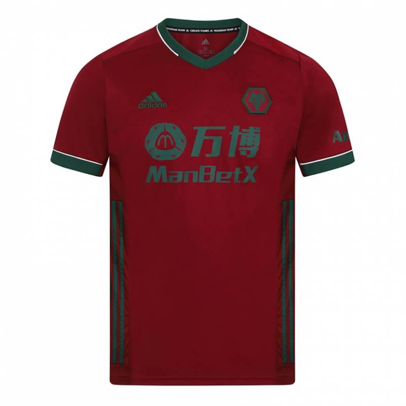Camiseta Wolverhampton Wanderers tercera 2020/2021